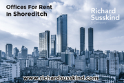 Offices For Rent In Shoreditch