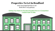 Properties to let in Bradford