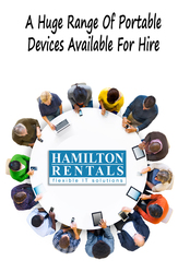 Hire Laptop the latest Notebooks and Tablet PCs From Hamilton Rentals