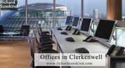 Property in Clerkenwell   Offices in London   London Offices   Desk sp
